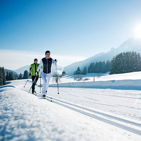 Special offers for cross-country skiers