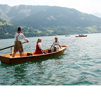 Boat trips, sailing and lake cruises