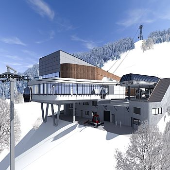 The K-onnection to the future: Kaprun - Maiskogel - Kitzsteinhorn